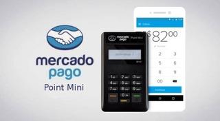 Maquininha De Cartão Do Mercado Pago Point Mini