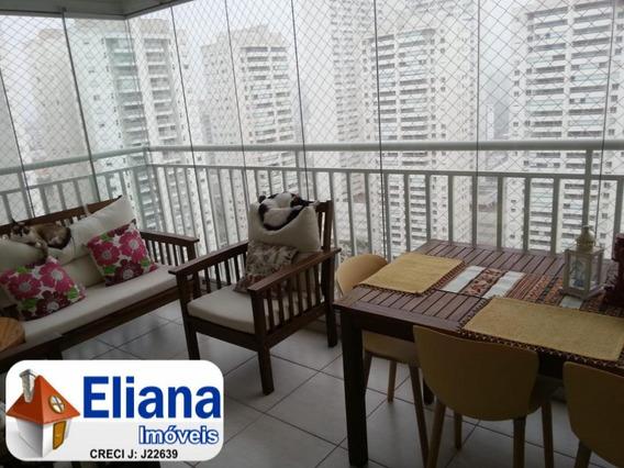 Lindo Apartamento 123 M³ Planejado Domo Life - Centro - Ma5445
