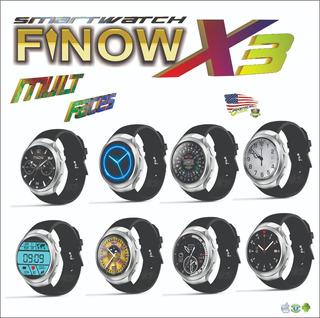 Smartwatch Finow X3 512gb Ram 4gb Rom Wifi, Gps, Bluet, Mp3