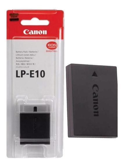 Bateria Canon Lp-e10 Para Eos 1100d 1200d Kiss X50 T3 T5 T6
