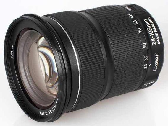 Canon 24-105mm F/3.5-5.6 Stm + Flash Yn600 Ex Rt Ll + Sd 64g