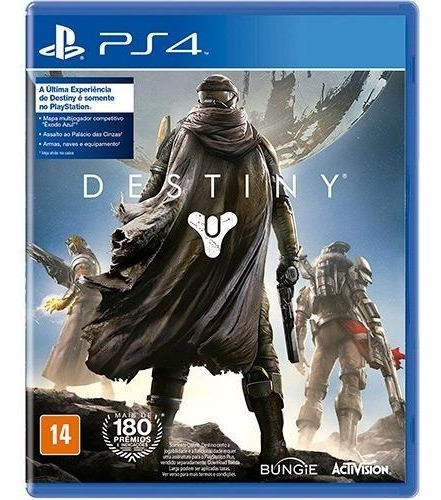 Destiny Playstation 4 Original Usado