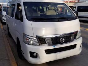 Nissan Urvan Diesel 2014