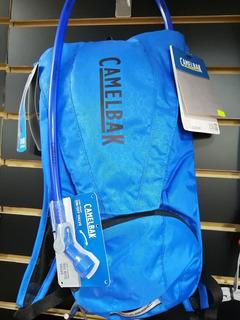 Mochila Hidratacion Camelbak Classic Azul 2.5l Ciclismo Trai