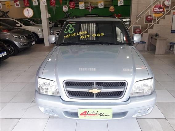 Chevrolet S10 2.4 Mpfi Advantage 4x2 Cd 8v Flex 4p Manual