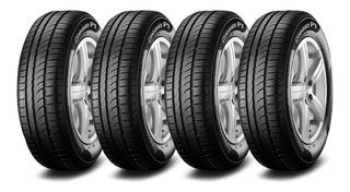 Kit X4 Pirelli 185/65/15 P1 Cint Neumen Ahora18