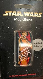 Star Wars Jyn Erso Magicband Pulsera Disney