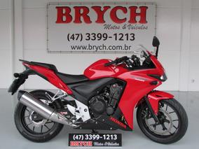 Honda Cbr 500r 27.203km 2014 R$19.800,00