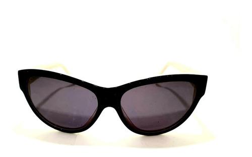 Imagen 1 de 2 de Anteojos Lentes De Sol Acetato Vintage Mujer Uv400 Gtia