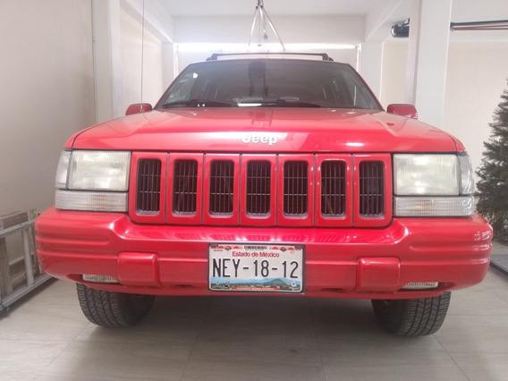 Jeep Grand Cherokee Limited L6 4x2 At 1998