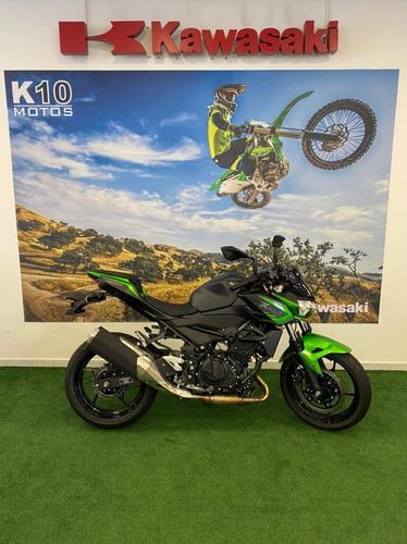 Z400 Verde 2021 - Chegou Sua Hora