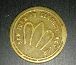 Lata De Esquila San Juan De Giribone-greneral Alvear
