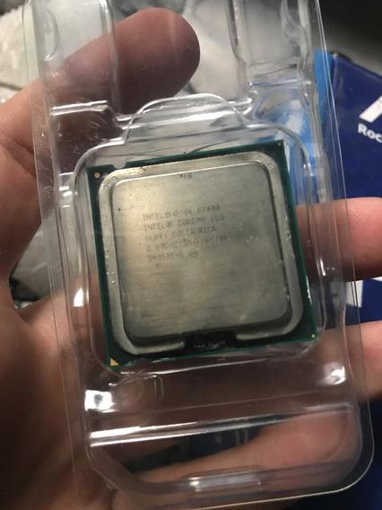 Processador Core 2 Duo E7400 - 2.80ghz