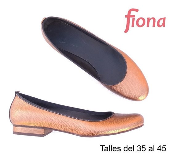Fiona Balerinas Peltre Orotalles Grandes