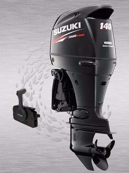 Motor Fuera De Borda Suzuki 140 Hp2020 4 Tiempos Ohs ,garant