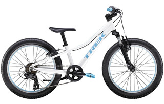 Bicicleta Niñas Rodado 20 C/ Cambios Trek Precaliber 20 7vel