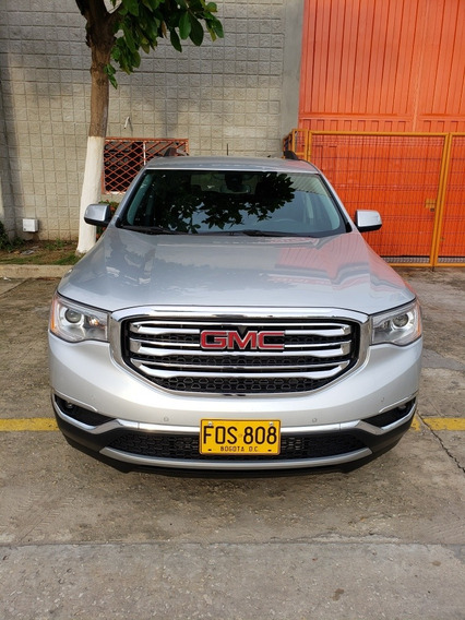 Gmc Acadia Slt Fwd 3.6 V6 At