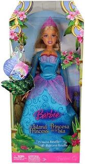 Barbie Como La Princesa De La Isla Rosella Doll