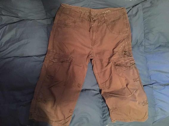 Bermuda 3/4 De Calvin Klein Jeans