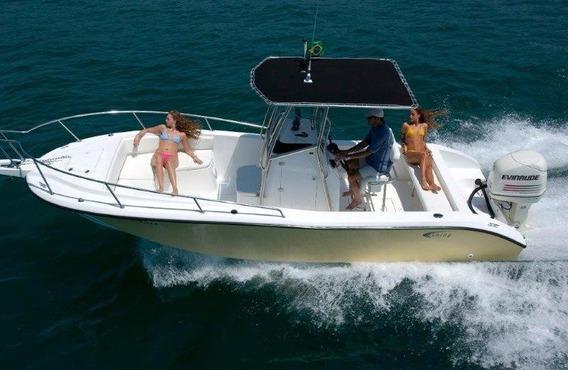 Fishing 240 Open + 150hp Ñ Flyfish Victory 265