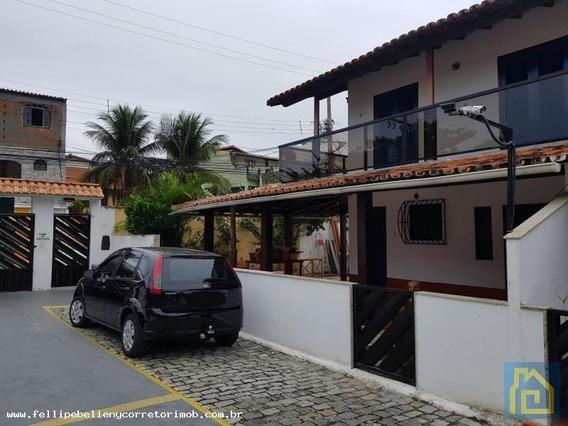 Casa Em Condomínio Para Venda Em Arraial Do Cabo, Praia Dos Anjos, 3 Dormitórios, 2 Banheiros, 4 Vagas - Cascond01_1-927708