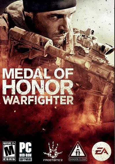 Medal Of Honor Warfighter - Pc Mídia Digital