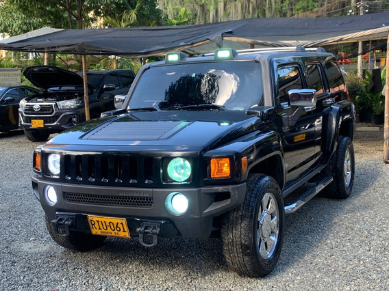 Hummer H3 Full Equipo Cc 3700 Automatica