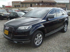 Audi Q7 3.0 T Luxury Gasolina 2011