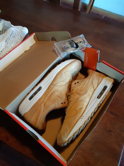Zapatillas Nike Air Max 1 Premium Originales (muy Poco Uso)