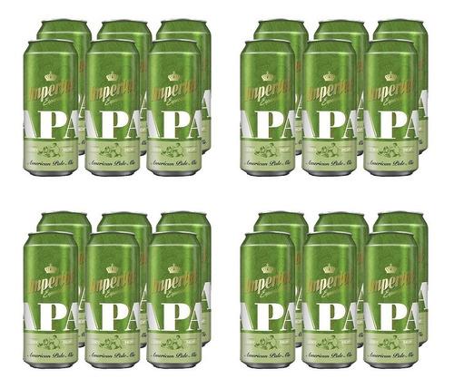 Imagen 1 de 10 de Imperial Apa . Cerveza . 473ml X 24 - Tomate Algo® -