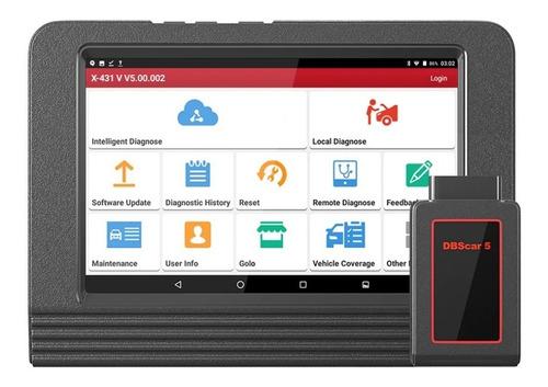 Escaner Launch X431 Pro V 5, Version 2019, 2 Años Actualizac