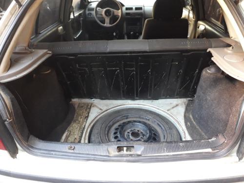Sucata Vw Volkswagen Gol Gº3 1.0 16v Peças Em Geral