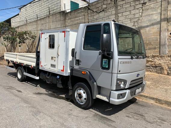 Ford Cargo 816 2019 C/modulo E Carroceria