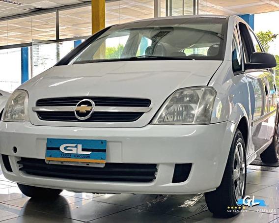 Chevrolet Meriva 1.8 Mpfi 8v Flex 4p Manual
