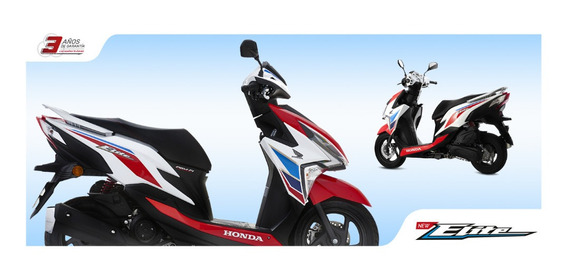 Honda Scooter New Elite 125 2020
