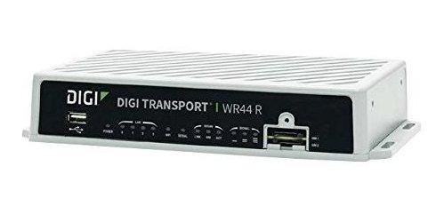 Modem Digi Wr44-m800-ae1-rf Transport Inhalámbrico Router ®