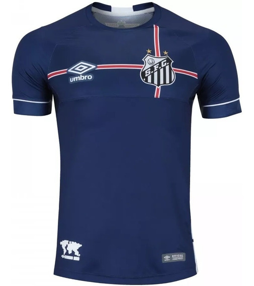 C/ Nota Fiscal Camisa Santos Oficial Umbro The Kingdom 2018