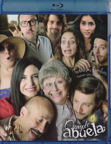Imagen 1 de 3 de El Cumple De La Abuela  Pelicula Blu-ray