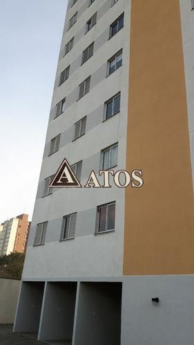 Imagem 1 de 15 de Apartamento - Vila Carmosina - Ref: 661 - V-661