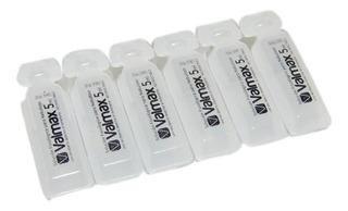 Solución Fisiologica Monodosis Valmax X 6 Unidades 3ml O 5ml