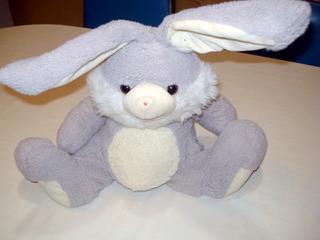 Peluche Conejo Mediano (usado)