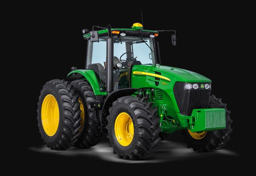 Tractor John Deere 7215j De 215hp Por Plan De Ahorro