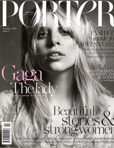 Porter Uk - Revista Inglesa Moda