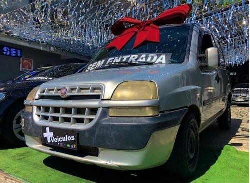 Fiat Doblo Elx 1.8 Flex Com Kit-gás Ano 2009