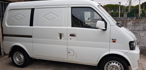 Dfsk Mini Van   Vendo O  Permuto Por Contenedores  De 40 Hc