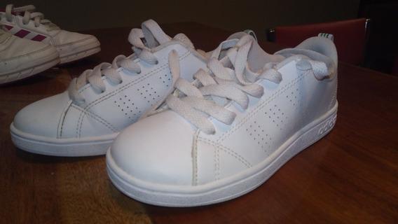 Zapatillas adidas Advantage Aw4884 Talle 31