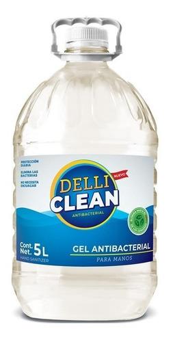 Gel Antibacterial Delli Clean 5 Litros