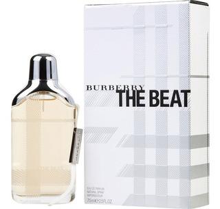 Burberry The Beat 75 Ml Edp, Msi, Original