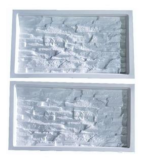 Moldes Plastico Abs P/ Fabricar Revest. C (1 Juego-2moldes )