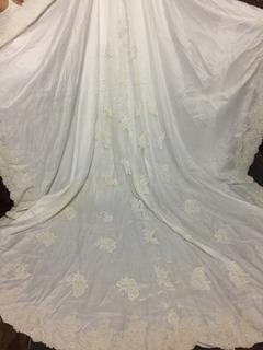 Vestido De Noiva Casa Assuf Lindo!!!!